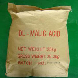GMP APIs Dl Malic Acid Powder Cas  6915 15 7 For Medicinal Tablets