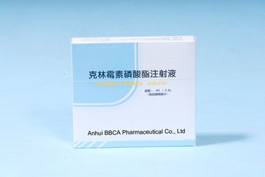 China Pharmaceutical Grade Clindamycin Phosphate Injection , Lyophilized Powder factory