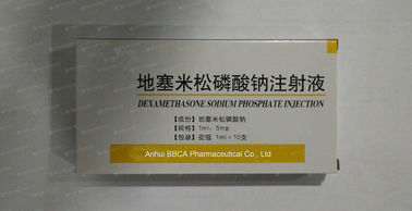 Ampoules Packing Dexamethasone Sodium Phosphate Injection Intravenous Drip
