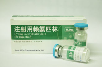 China GMP Antibacterial Medicine Powder For Injection Aspirin - DL- Lysine supplier
