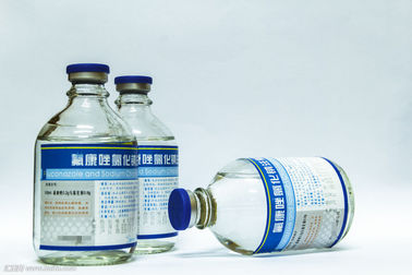China GMP Certified Small Volume Injection / Fluconazole Injection 100ml factory