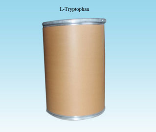 Poultry Feed L- Tryptophan Powder / Tryptophan CAS NO 73-22-3