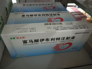 Ibutilide Fumarate Injection Cardiovascular Drugs And Therapy Transparent Liquid