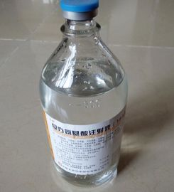 China Medicinal Compound Nutrition Infusion Amino Acid Injections 18AA 250ml / 500ml factory