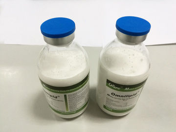 Intralipid Fat Emulsion Injection C8 -24 Long Chain For GMP Standard