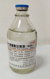 China Compound Medication Nutrition Infusion Amino Acid Injection 250ml / 500ml factory