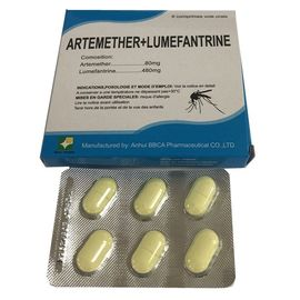 China Compound Pharmaceutical Tablets Artemether Lumefantrine Tablets 80/480 factory