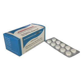 Pharmaceutical Tablets Pharmaceutical Grade Metronidazole Tablet 500mg/250mg