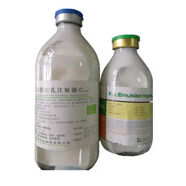 C14-24 Intralipid Fat Emulsion Injection Medicine Grade Milky White Liquid