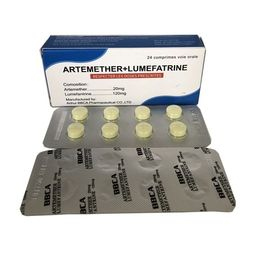 China Compound Tablets Artemether Lumefantrine Tablets / Comprimes 80/480 factory