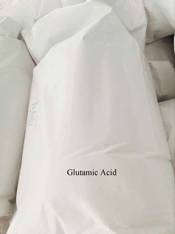 Animal Active Pharmaceutical Ingredient Glutamic Acid / Polyglutamic Acid Cas  56-86-0 supplier
