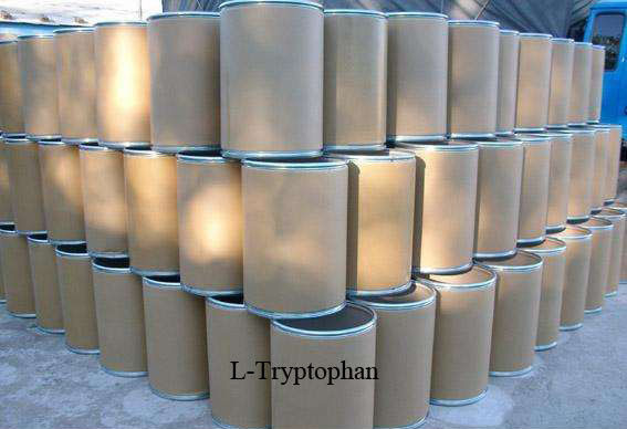 APIs L-Tryptophan Active Pharmaceutical Ingredient 98.5% Feed Grade Cas 73-22-3 supplier