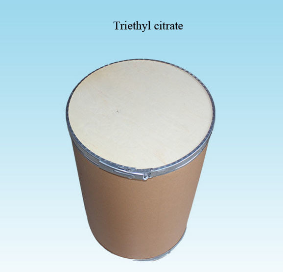 Environmental Plasticizer Medical Intermediate Of Cellulose Resin 99.5% Triethyl Citrate supplier
