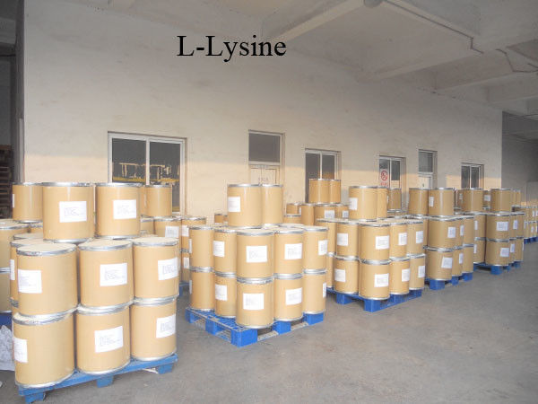 Food Grade Medical Intermediate , L Lysine Hydrochloride 182.65 G/Mol supplier